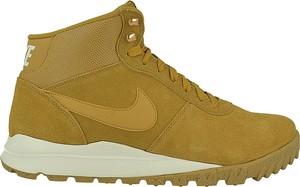 Buty zimowe Nike ze skóry