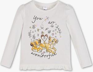 Koszulka dziecięca C&A z bawełny dla dziewczynek