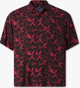 Koszula ANGELO LITRICO z krótkim rękawem