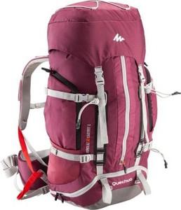 Czerwony plecak męski Quechua
