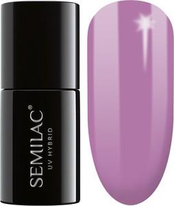 Semilac, lakier hybrydowy 010 pink violet