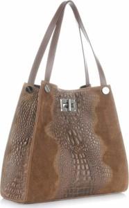 Brązowa torebka torbs