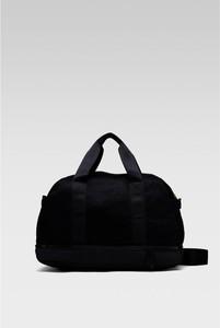 Czarna torba Sprandi ze skóry