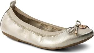 Baleriny baldaccini - 986500-2 złoto janko