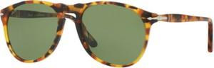 Brązowe okulary damskie Persol