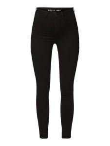 Czarne spodnie Noisy May w stylu casual