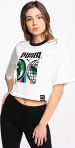 Bluzka Puma z bawełny