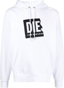 Bluza Diesel w młodzieżowym stylu z bawełny