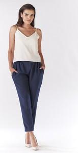 Niebieskie spodnie Awama