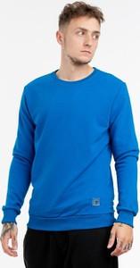 Niebieska bluza BREEZY z bawełny