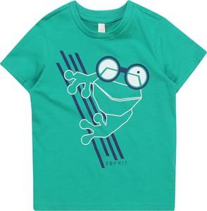 Koszulka dziecięca Esprit z dżerseju
