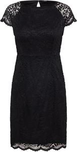 Czarna sukienka only mini na co dzień