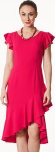 Semper sukienka różowa vera