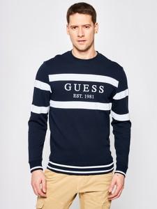 Granatowa bluza Guess