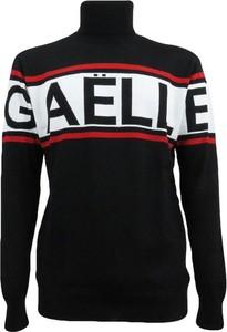 Czarny sweter Gaëlle Paris w młodzieżowym stylu