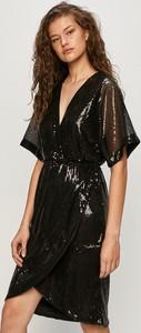 Sukienka JACQUELINE DE YONG z krótkim rękawem mini