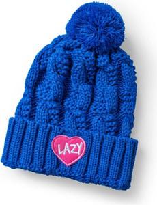 Niebieska czapka JUNGMOB
