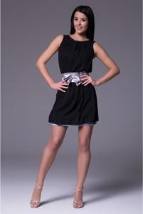 Sukienka Wox bombka z tkaniny
