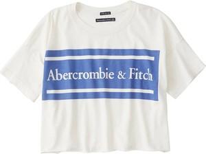 Bluzka Abercrombie & Fitch z dżerseju