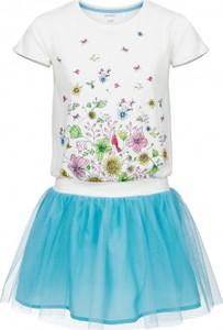 067a5e66 sukienka biała dla dziewczynki 146 - stylowo i modnie z Allani