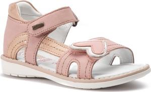 Różowe buty dziecięce letnie Lasocki Kids
