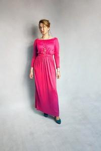 Sukienka Meleksima maxi