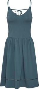 Zielona sukienka Only na ramiączkach