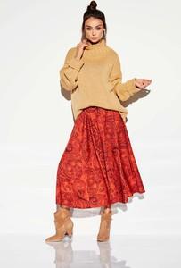 Czerwona spódnica Lemoniade