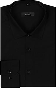 Czarna koszula mmer