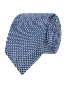 Niebieski krawat Olymp