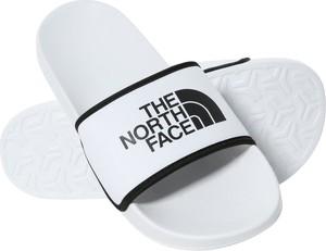 Klapki The North Face z płaską podeszwą
