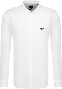 Koszula Armani Exchange z klasycznym kołnierzykiem