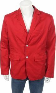 Czerwona marynarka Gaudi Jeans w stylu casual