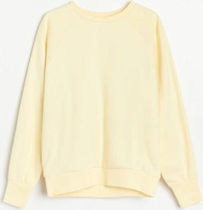 Bluza Reserved w stylu casual krótka