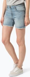 Szorty Lee z jeansu w street stylu