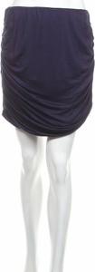 Niebieska spódnica Renee C. mini w stylu casual