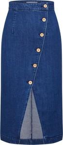 Spódnica Vero Moda midi w stylu casual