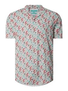 Koszula Colours & Sons w młodzieżowym stylu z klasycznym kołnierzykiem z krótkim rękawem