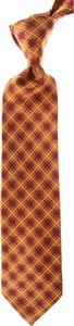 Pomarańczowy krawat Stefano Ricci