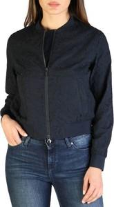 Płaszcz Armani Exchange w stylu casual z bawełny
