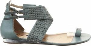 Niebieskie sandały Luis Onofre