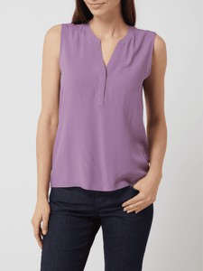 Fioletowa bluzka Montego