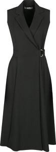 Sukienka Marella z dekoltem w kształcie litery v bez rękawów