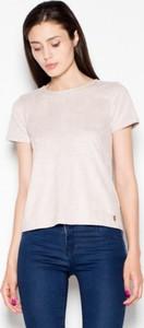 T-shirt Venaton z krótkim rękawem