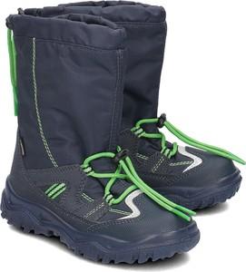 Buty dziecięce zimowe Superfit z goretexu