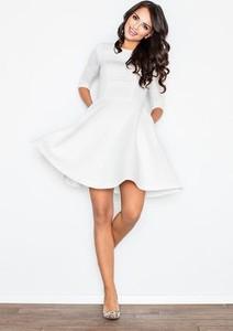 Sukienka Figl z okrągłym dekoltem