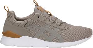 Brązowe buty sportowe ASICS sznurowane