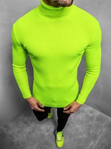 Zielony sweter Ozonee
