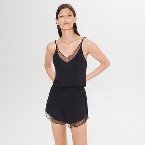 Czarna piżama Mohito