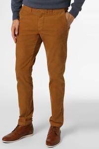 Brązowe spodnie Finshley & Harding